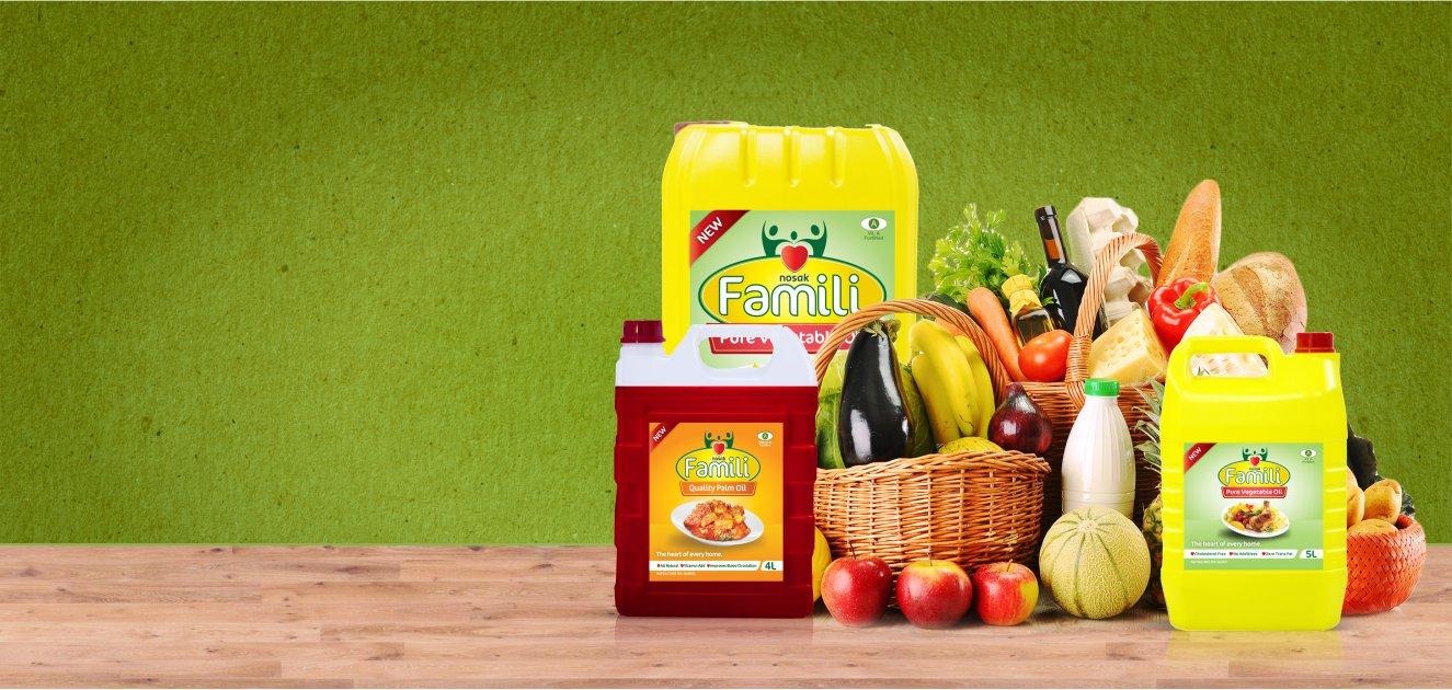 Nosak famili oil